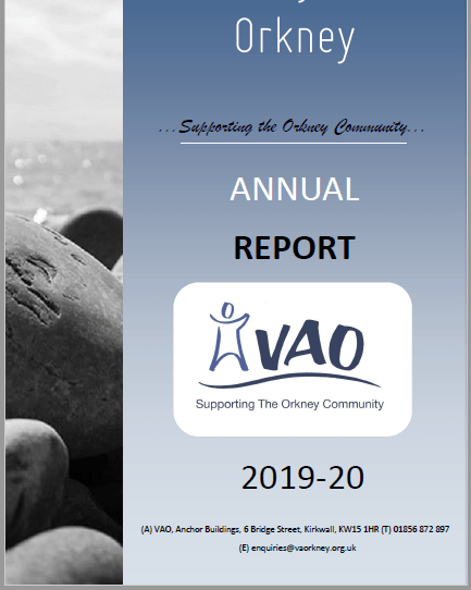 VAO Annual Report 20192020