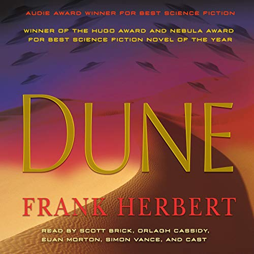 Dune by Frank Herbert audiobook
