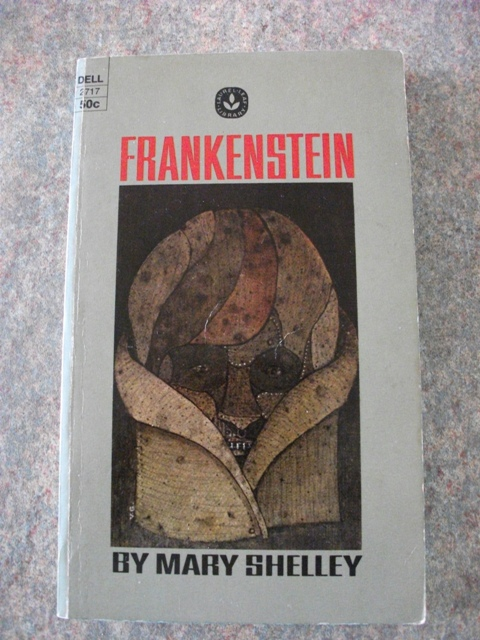 Frankenstein Book Credit Bell