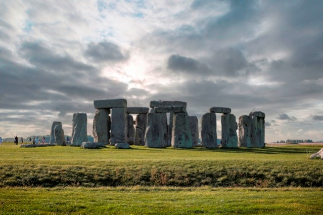 Stonehenge, Credit Wessex Archaeology