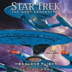 Headlong Flight audiobook Star Trek The Next Generation