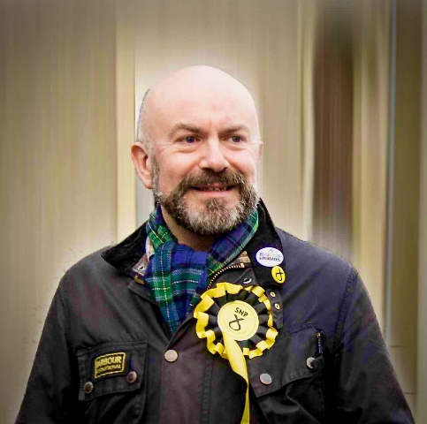 Orkney Snp Selects Robert Leslie To Fight Scottish Parliament Election The Orkney News