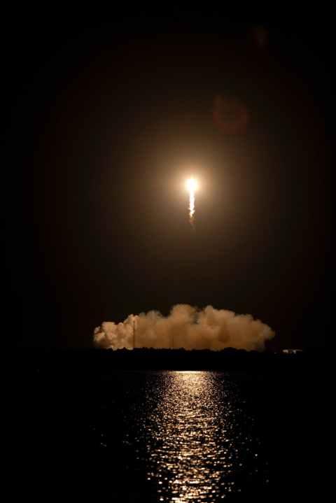 blast burn launch light