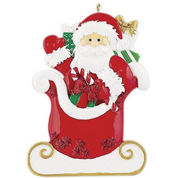 97 Santas sleigh
