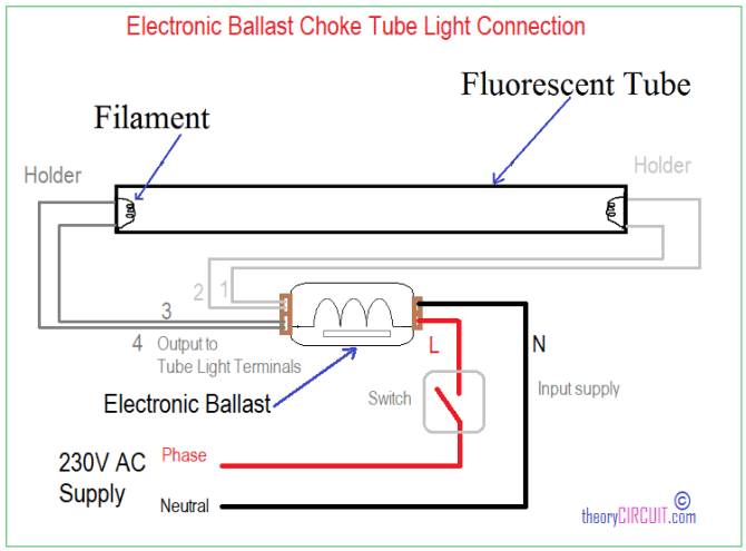 electrical ballast wiring diagram  delco remy cs130