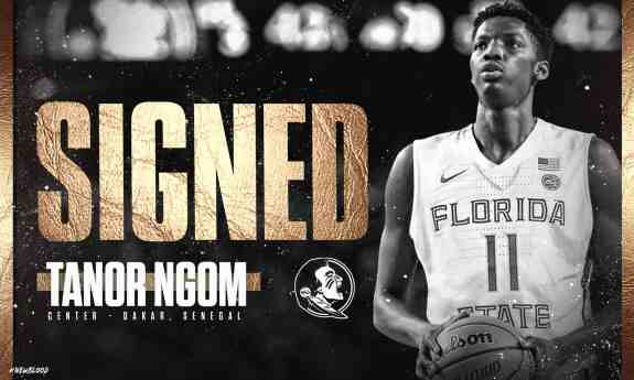 FSU basketball signs transfer center - The Osceola