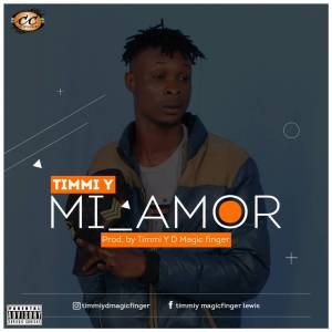 "4b97cad685fc CC Records frontline act Timmi Y kick off 2018 with a debut single titled  ""Mi Amor"" meaning My Love in Spanish Language. Mi Amor is produced, ..."