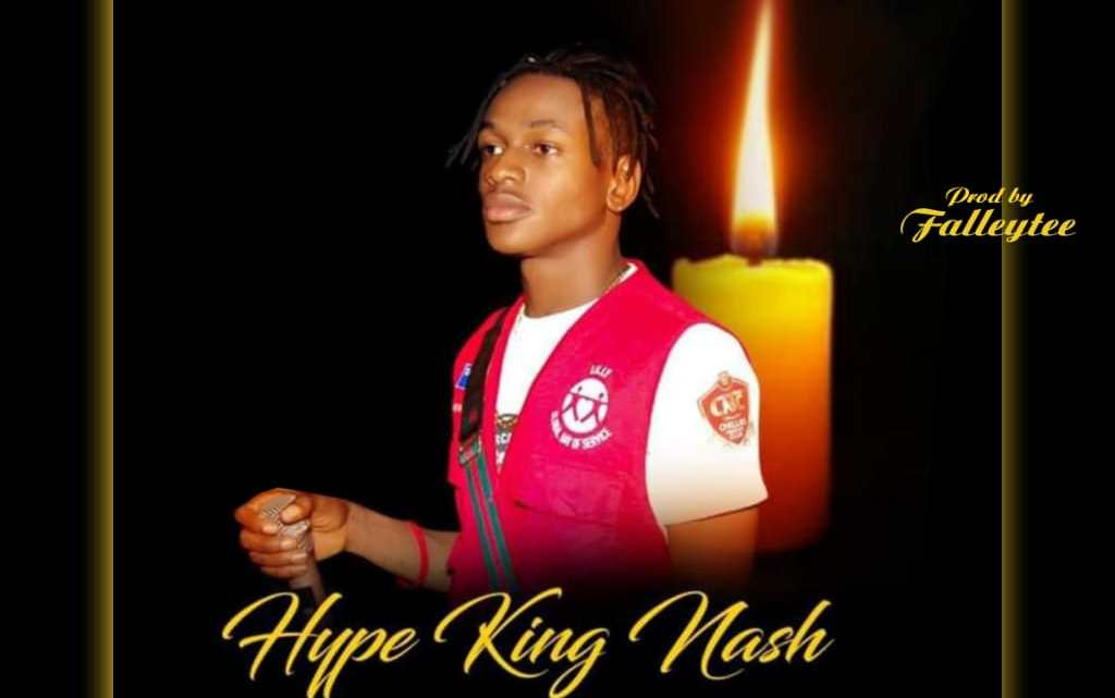 [Music] Brightholystar x Adenike x Falleytee – Tribute To Hypeman Nash