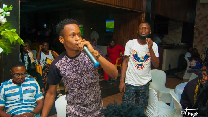 OSMA NEWS: HYPEKING HEDDIE IS INDEED THE KING OF HYPE IN ONDO STATE