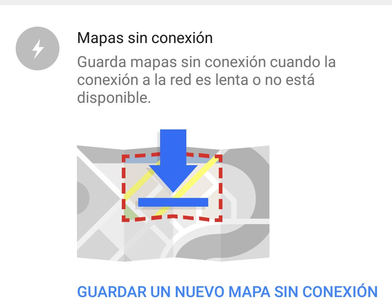 Como usar Google Maps Offline (Sin internet)