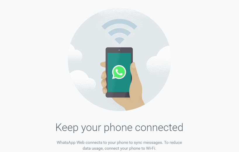 Como utilizar WhatsApp Web – WhatsApp en tu navegador