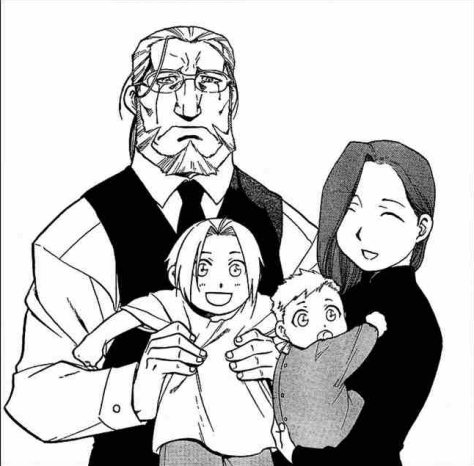 Elric Family Photo