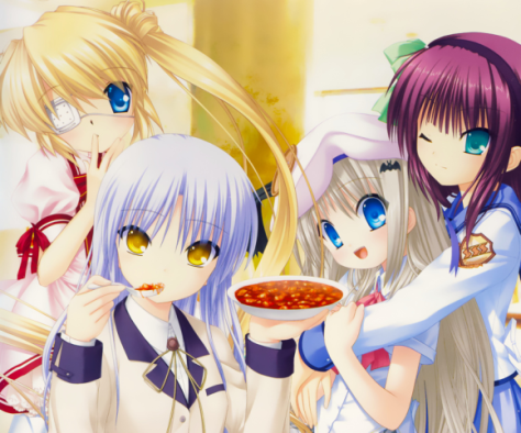 Needs some Kanon, Air, and Clannad