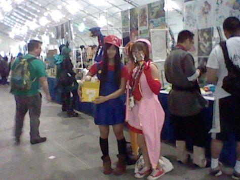 Genderbender Mario