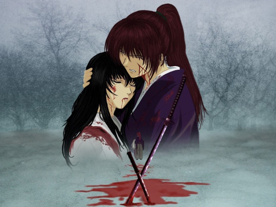 Anime phần Rurouni Kenshin: Tsuioku- Hen