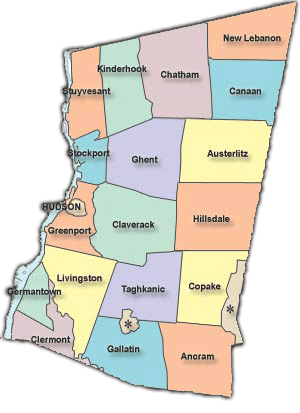 Map Of Columbia County Ny Columbia County vs. The Cidiots   The Other Hudson Valley