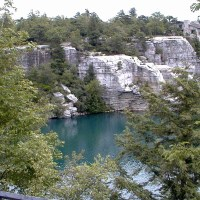 The Sky Lake is Cloudy: Changes at Lake Minnewaska