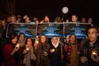 Earth Hour 2014 in Iran - Tehran - 00