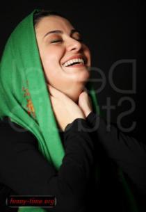 Awarded Iranian Actress Merila Zarei