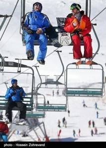Tehran, Iran - Tehran, Tochal Ski Resort 27