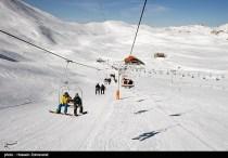 Tehran, Iran - Tehran, Tochal Ski Resort 36