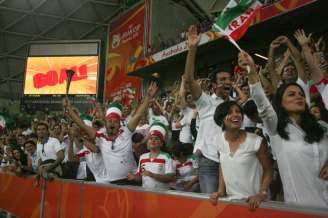 Asian Cup 2015 in Australia - Iranian Football Fans 18