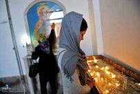 Iran Christmas Christians Church -8