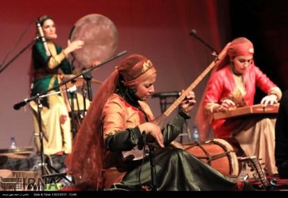 Iranian Music Band Rastak 12
