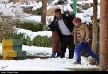 Snow Kerman Iran Snowballs 11