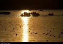 Zayanderud River in Iran's Isfahan Province 02