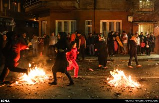 Iran Chaharshanbe Suri Festival of Fire 21