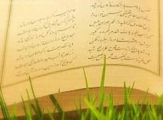 Divan of Hafez (world famous Iranian poet)