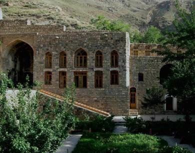 East Azerbaijan, Iran - Jolfa - Saint Stepanos Monastery 10