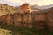 East Azerbaijan, Iran - Jolfa - Saint Stepanos Monastery 3