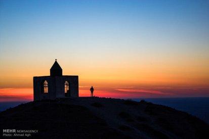 Golestan Province, Iran - Kordkuy, Qabus Tower, Khalid Nabi Cemetery 12