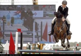 International Equestrian Tournament in Tehran Iran 07