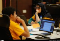 Bayan Programming Contest 2014-2015 in Tehran, Iran 13