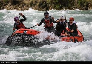 Chaharmahal and Bakhtiari, Iran - National team qualifyers - Rafting - 24