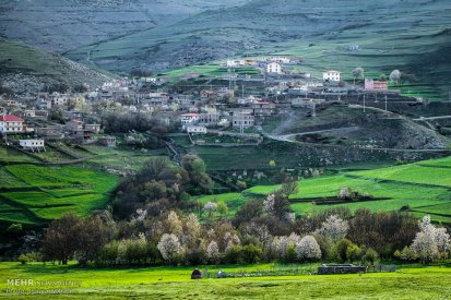 East Azerbaijan, Iran - Kaleybar in spring 17