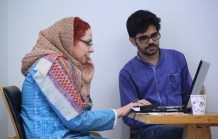 Tehran, Iran - Sheed Award 2014 33 - Editorial workshop by Farzaneh Khademian