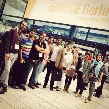 iBridge Berlin 2015 - Avatechians - Instagram by Javad Yazdani (inadzay)
