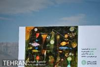 Tehran, Iran - Billboards swap - Tehran is an art gallery 2015 - 56
