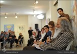 Tehran, Iran - Laleh Gallery - In memory of Hannibal Alkhas by his students 8
