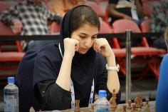 Sara Khadem - Iran Woman Chess Grandmaster 2