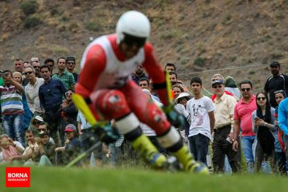 2015, August - FIS Grass Ski World Cup in Dizin, Iran - 74