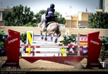 3rd Naqsh-e-Jahan Cup - Show jumping competition in Isfahan, Iran - 14