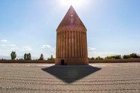 Radkan (East) Tower (Photo credit: Mehr News Agency)