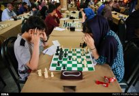 12th International Open Chess Tournament Avicenna Cup in Hamedan, Iran 14