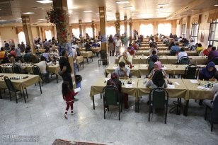 12th International Open Chess Tournament Avicenna Cup in Hamedan, Iran 22