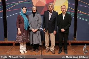Youth Music Festival Iran Tehran Jury